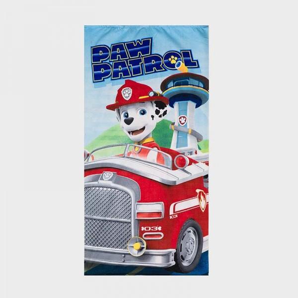 Πετσέτα θάλασσας PAW PATROL 137εκ. x 68εκ., Nickelodeon
