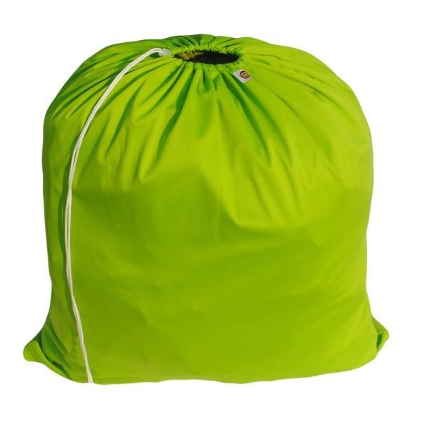 Τσάντα απλύτων μονόχρωμη, λαχανί