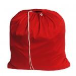 Τσάντα απλύτων μονόχρωμη, κόκκινη