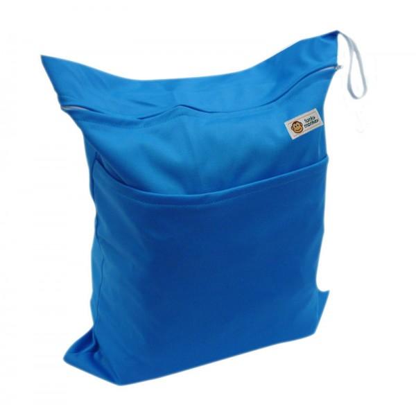Τσάντα Wet & Dry μονόχρωμη, μπλε