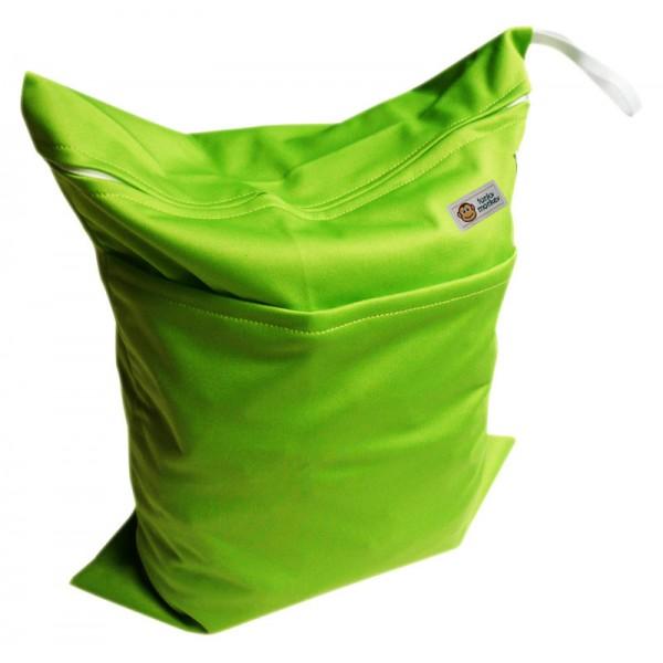 Τσάντα Wet & Dry μονόχρωμη, λαχανί