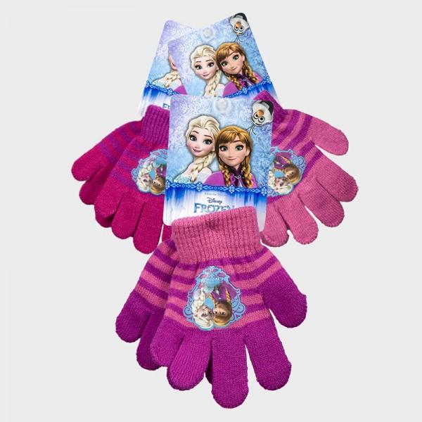 Γάντια με σχέδιο FROZEN, σε τρία χρώματα