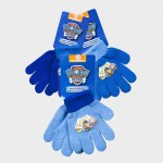 Γάντια με σχέδιο PAW PATROL, σε τρία χρώματα