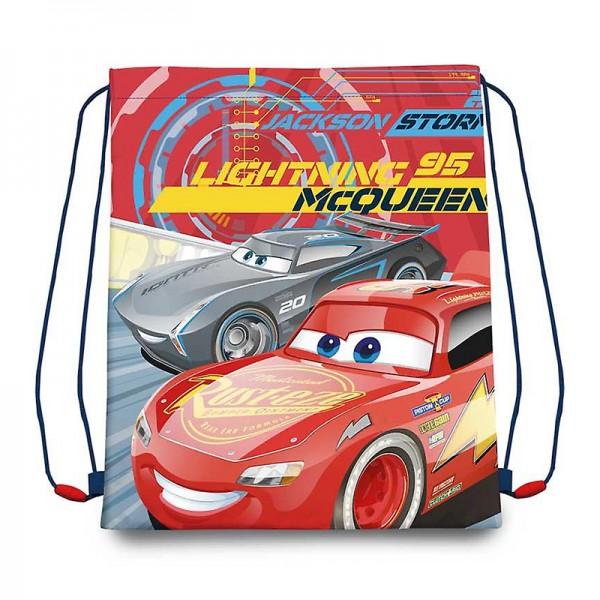 Τσάντα γυμναστηρίου με σχέδιο Cars
