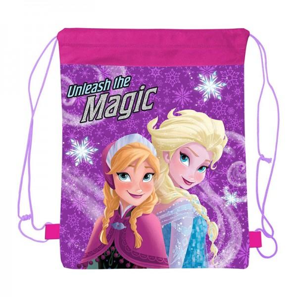 Τσάντα γυμναστηρίου με σχέδιο Frozen