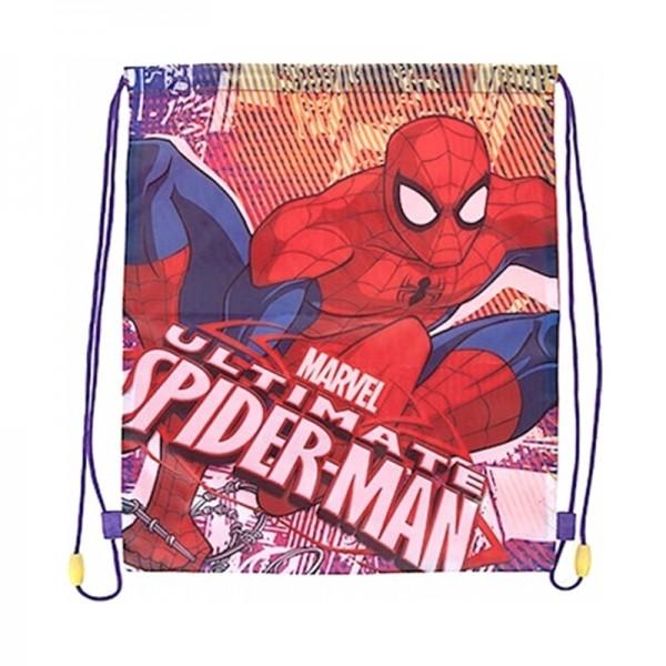 Τσάντα γυμναστηρίου με σχέδιο Spiderman