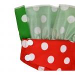 Πάνα Pocket One Size πολύχρωμη, φράουλα